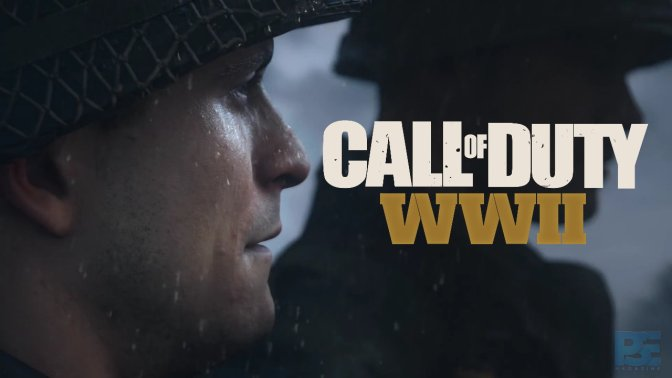CALL OF DUTY WWII – Multiplayer-Trailer von der E3