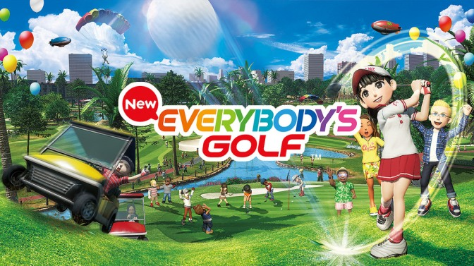 EVERYBODY'S GOLF – Closed Beta Keys inkl. PS4 Theme werden verschickt