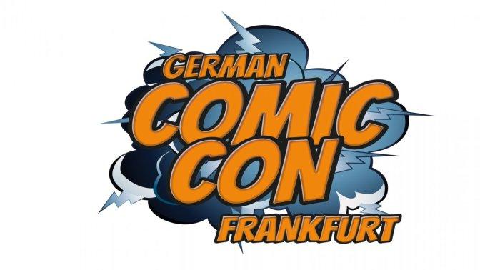 GERMAN COMIC CON FRANKFURT – Wir werden für Euch vor Ort sein