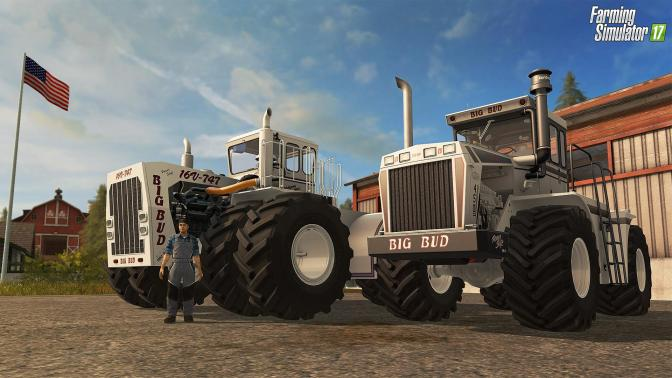 FARMING SIMULATOR 17 – Big Bud Faktenblätter 1 bis 3