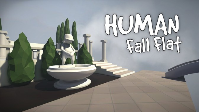HUMAN: Fall Flat – kostenloses PS4 Theme erschienen