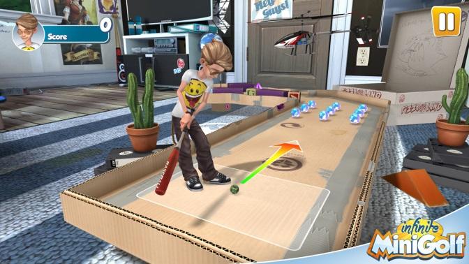 INFINITE MINIGOLF – erscheint für PS4 und PS VR