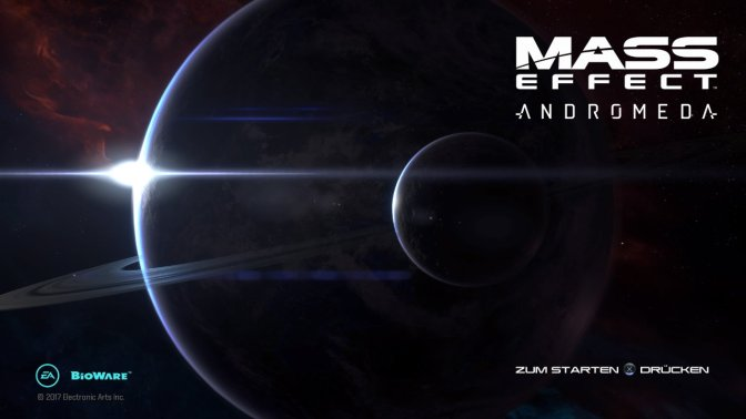 [ TEST ] MASS EFFECT: ANDROMEDA