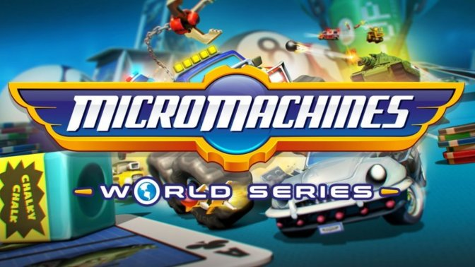 Micro Machines World Series – Gameplayer Trailer veröffentlicht