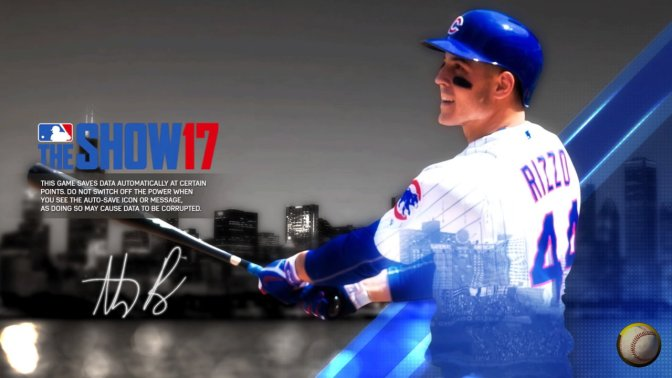[ TEST ] MLB – The Show17