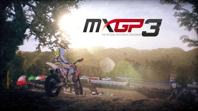 MXGP3 – Neuer Trailer veröffentlicht !