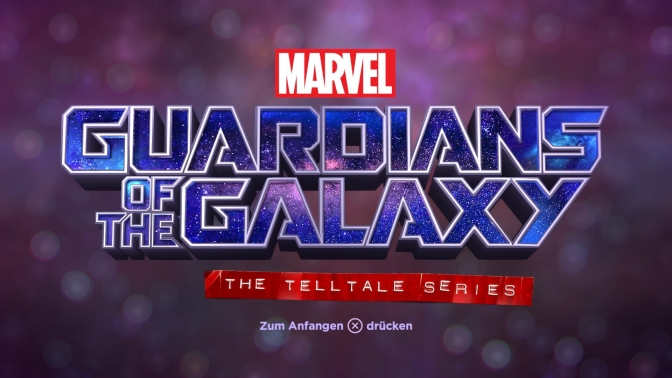 [ TEST ] GUARDIANS OF THE GALAXY – Episode 1