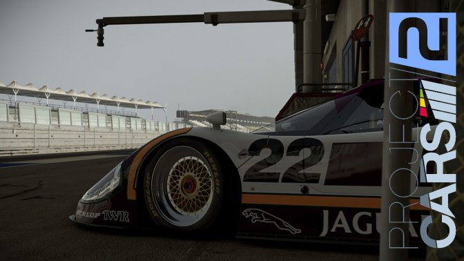 PROJECT CARS 2 – neues Gameplay zeigt Long Beach im Jaguar XJR-9