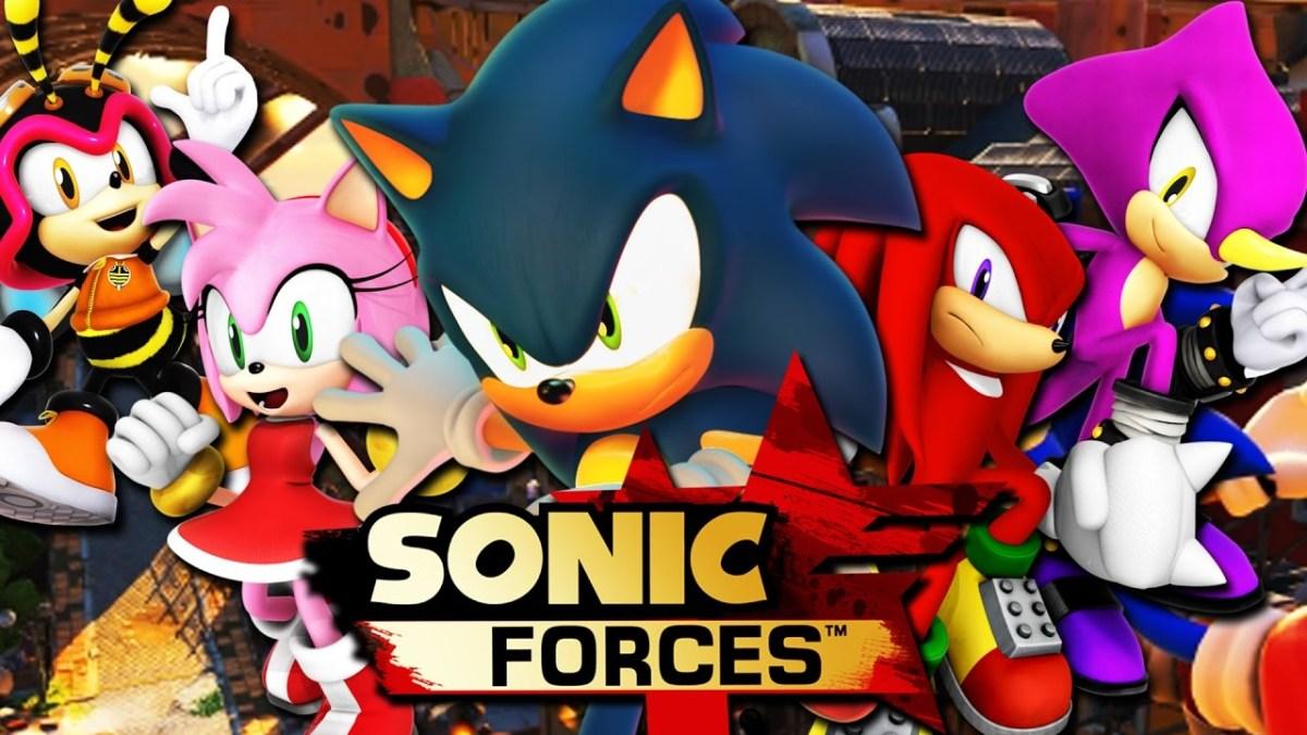 SONIC FORCES - wird auf der gamescom 2017 spielbar sein