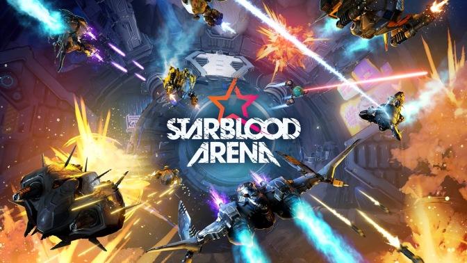 STARBLOOD ARENA – Patch 1.02 ist verfügbar