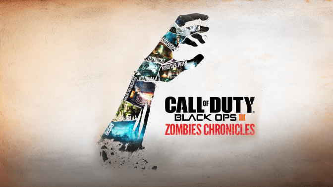 [ DLC TEST ] BLACK OPS III – Zombies Chronicles