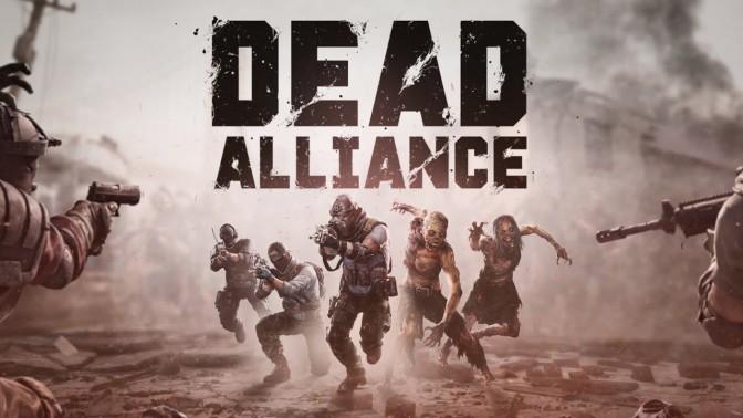 DEAD ALLIANCE – Nutze die Toten !