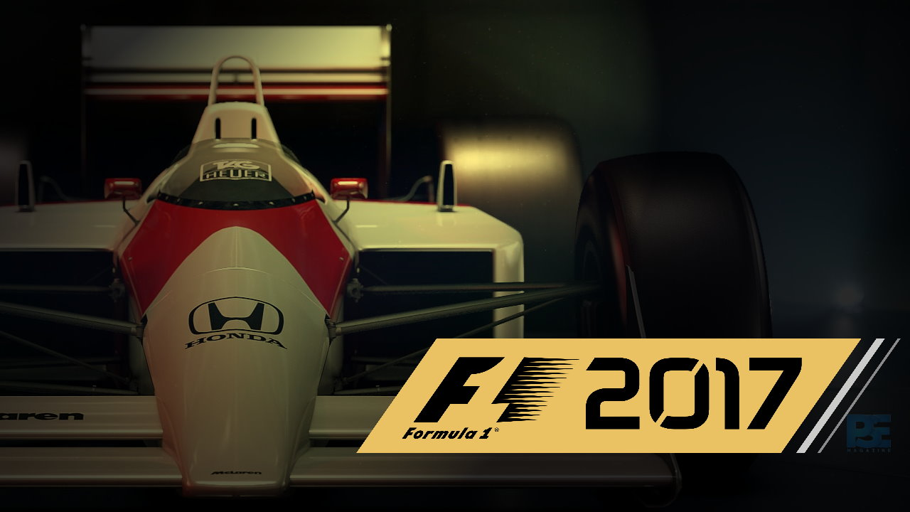 F1 2017 – reichlich Gameplay von E3 veröffentlicht