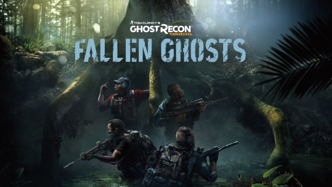 "GHOST RECON WILDLANDS – zweiter DLC ""Fallen Ghosts"" angekündigt"