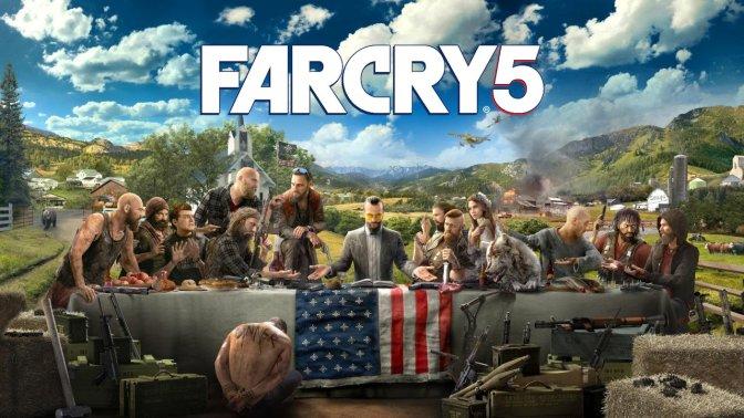 FAR CRY 5 – spielt in Amerika und kommt am 27. Februar 2018