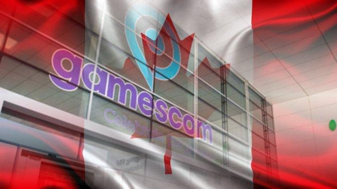 GAMESCOM 2017 – Kanada ist Partnerland