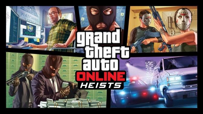 GTA ONLINE – 2x RP & GTA$ in den Heists