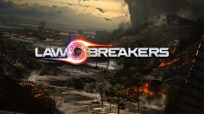 LAWBREAKERS -Shooter erscheint für PlayStation 4 samt Pro-Support