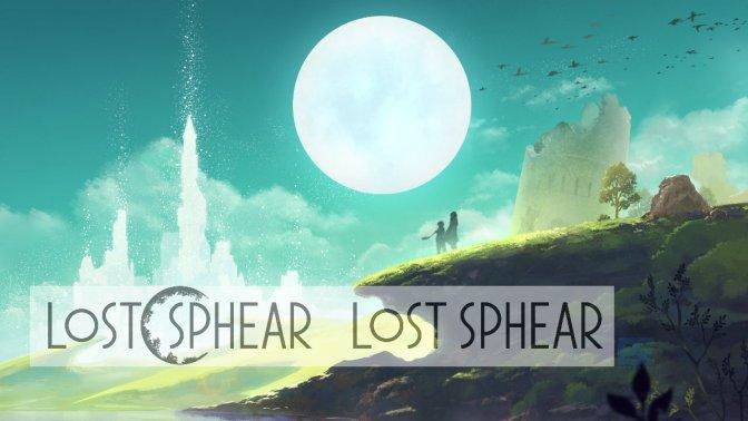 LOST SPHEAR – Release-Datum enthüllt zum epischen Rollenspiel