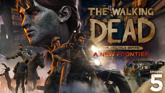 THE WALKING DEAD: A New Frontier – Trailer zum Staffelfinale