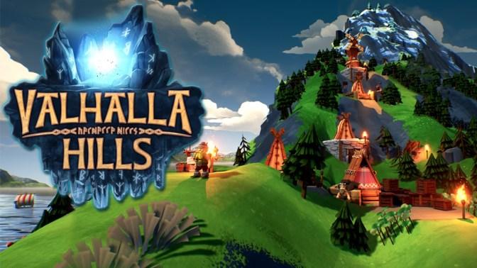 [ TEST ] Valhalla Hills