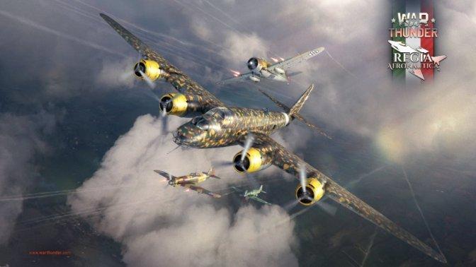 """WAR THUNDER – """"Regia Aeronautica"""" Update veröffentlicht, bringt natives 4K für PS4 Pro"""