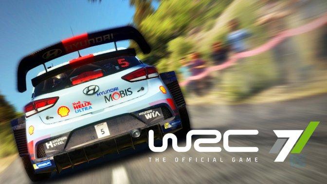 WRC 7 – FIA World Rally Championship Spiel angekündigt