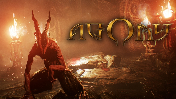 AGONY – Neues Gameplay-Video zeigt den Höllenwald