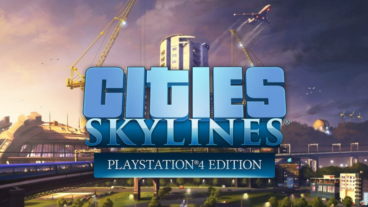 [ TEST ] Cities Skylines