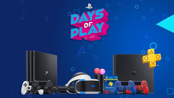 PLAYSTATION STORE – Days of Play Sale gestartet