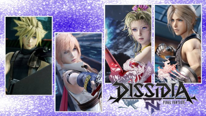 DISSIDIA FINAL FANTASY NT – Exklusiver PlayStation Titel für 2018 angekündigt