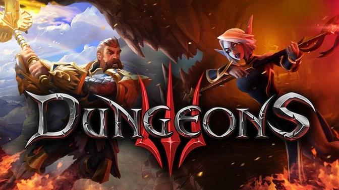 DUNGEONS 3 – Das detaillierte Böse zeigt erste Gameplay-Szenen