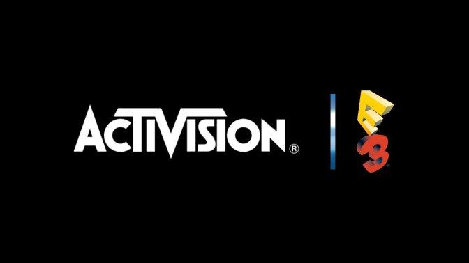 ACTIVISION – präsentiert ein Arsenal an Blockbustern auf der E3