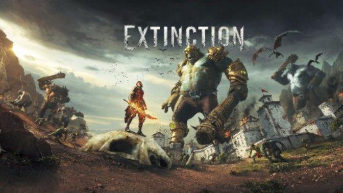 EXTINCTION – neues Gameplay von der E3