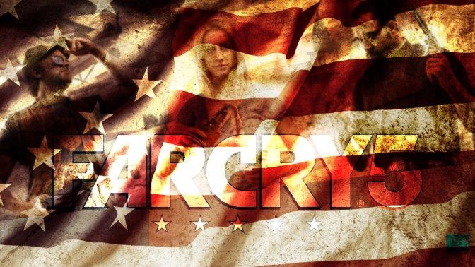 FARCRY 5 – erstes Gameplay-Material aus der Pre-Alpha-Version