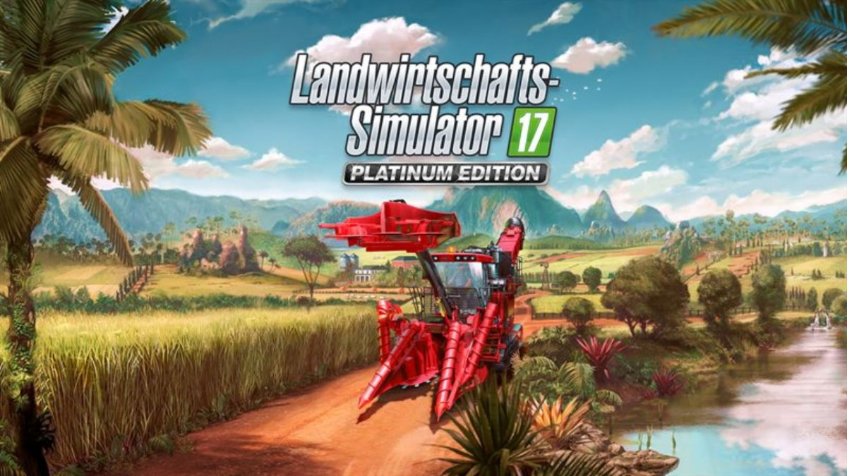 FARMING SIMULATOR 17 - die Platinum Edition im gamescom Trailer