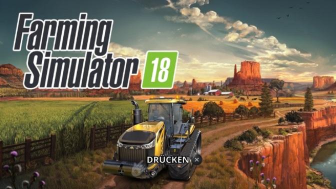 FARMING SIMULATOR 18 – Launch-Trailer erschienen