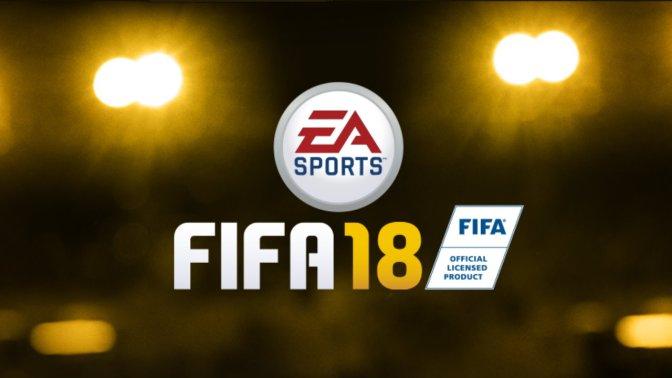 FIFA 18 – Premiere am heutigen Tag