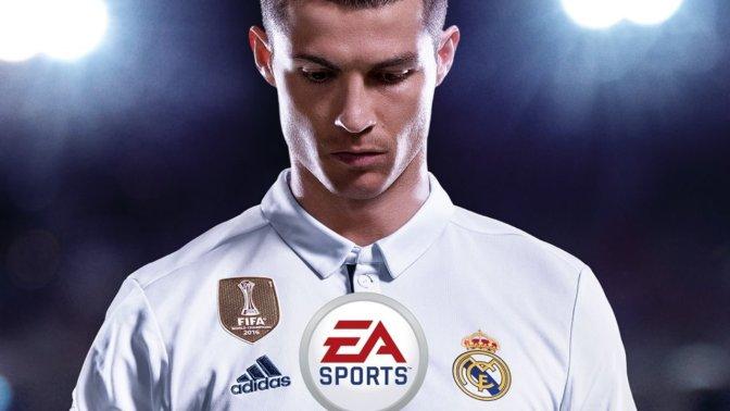FIFA 18 – ist Ronaldo als Coverstar noch vertretbar ?