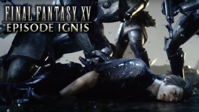 FINAL FANTASY XV: EPISODE IGNIS – Erster Teaser zum kommenden dritten DLC