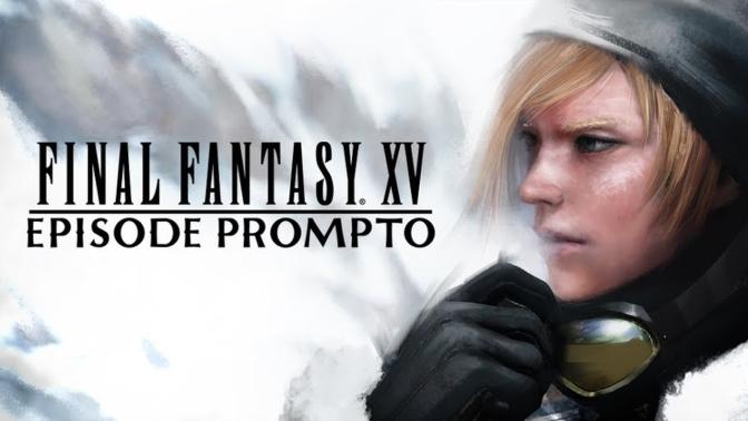 FINAL FANTASY XV: EPISODE PROMPTO – Erste Einblicke zum kommenden DLC