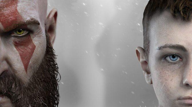 GOD OF WAR – Release bekannt & Gameplay-Trailer