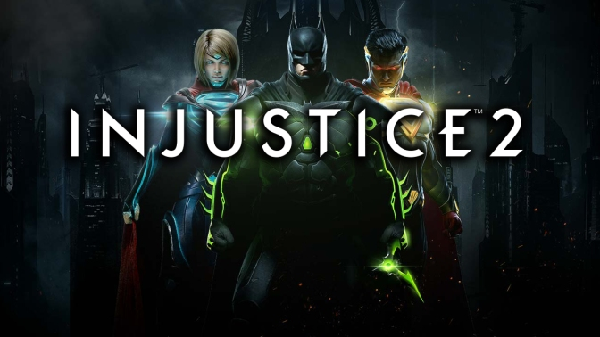 [ TEST ] Injustice 2