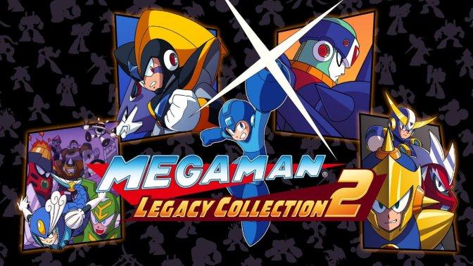 MEGA MAN LEGACY COLLECTION 2 – Capcom kündigt Sammlung für August an