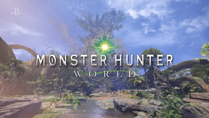 MONSTER HUNTER: WORLD – Playersessions auf der Gamescom zu gewinnen