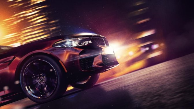 NEED FOR SPEED PAYBACK – brandneuer 2017er BMW M5 mit dabei