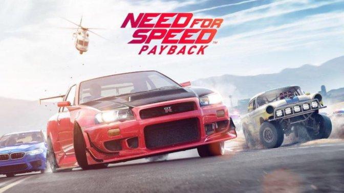 NEED FOR SPEED PAYBACK – zeigt sich im ersten Gameplay Trailer