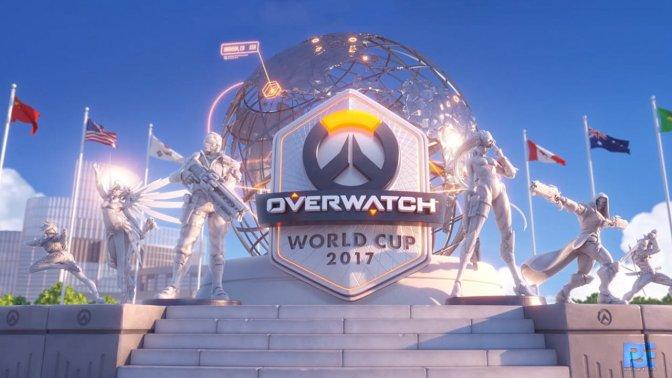 OVERWATCH WORLD CUP – Gruppenphase steht kurz bevor