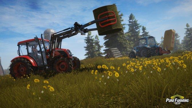 PURE FARMING 2018 – Techland enthüllt Spiel mit Gameplay-Trailer