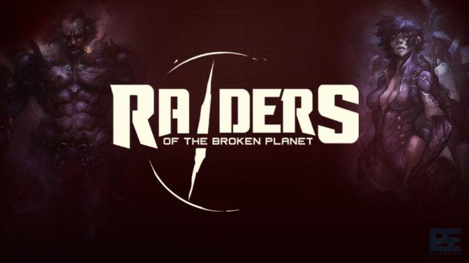 RAIDERS OF THE BROKEN PLANET – Drittes Entwicklertagebuch veröffentlicht